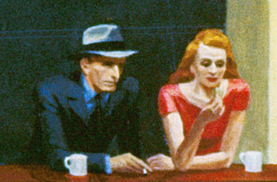 Nighthawks, detail, in 10.6.2