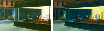 Comparison of Nighthawks in 10.6.2 vs. 10.6.3